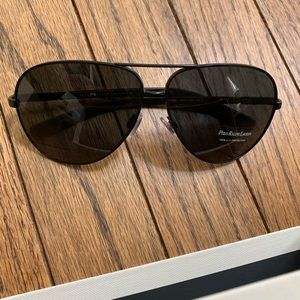 Authentic Polo Ralph Lauren aviator sunglasses